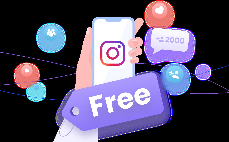 Ins followers app: Get 100% Free Instagram Followers Instantly